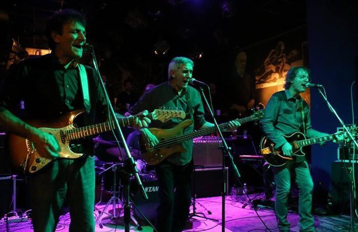 I Rusties, rock band bergamasca