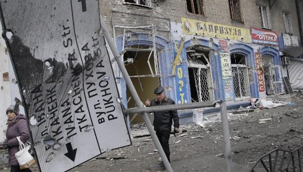 Mosca denuncia offensiva forze di Kiev