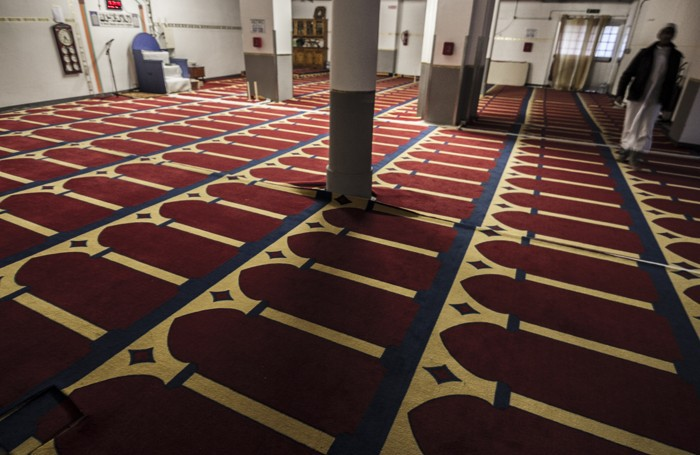 Moschea in via Quarenghi