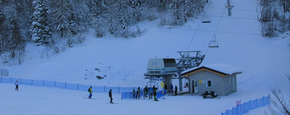 Neve fresca e bel tempo  Alla grande le stazioni sciistiche