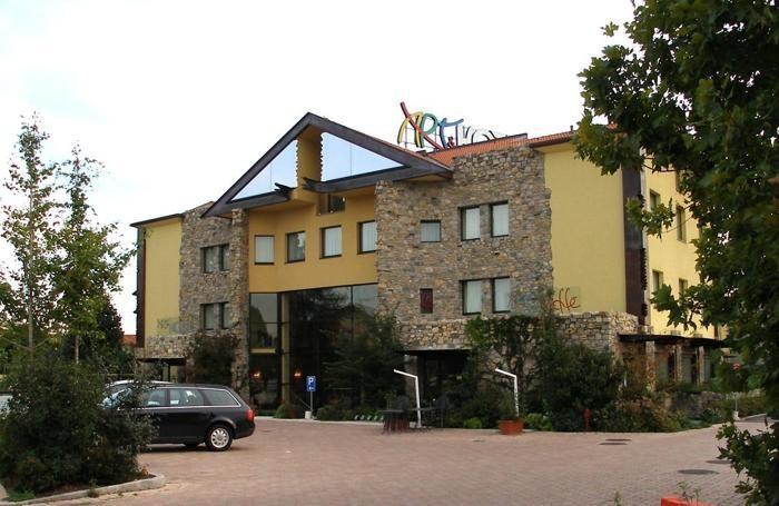 L'Art hotel a Stezzano