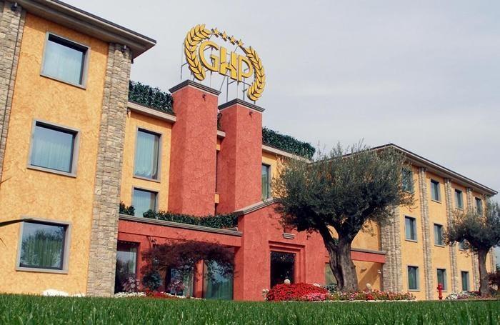 Il Grand Hotel del Parco, a Stezzano