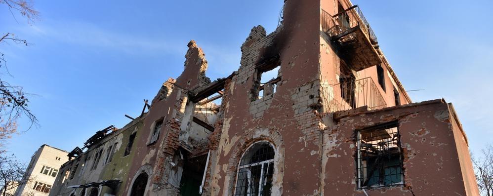 Ingegnere bergamasco in Ucraina - Audio Il racconto sotto i bombardamenti