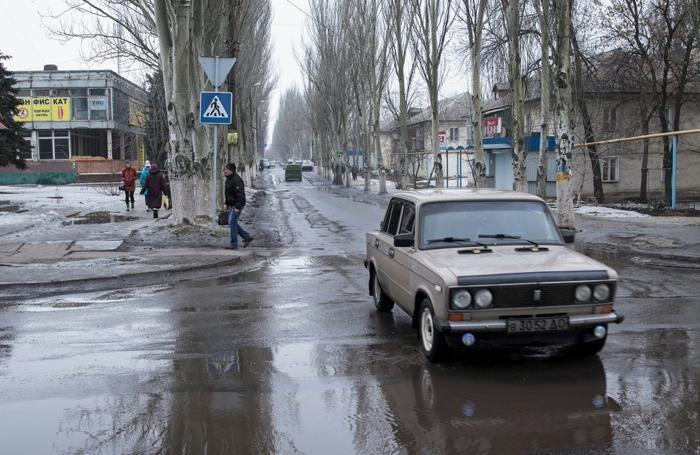 Le foto dall'Ucraina