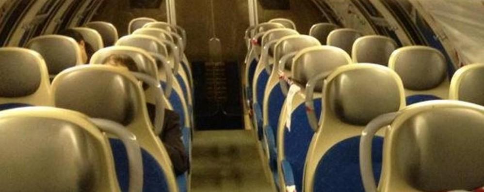 Rapina e violenza sessuale in treno 32enne fermato dalla Squadra Mobile