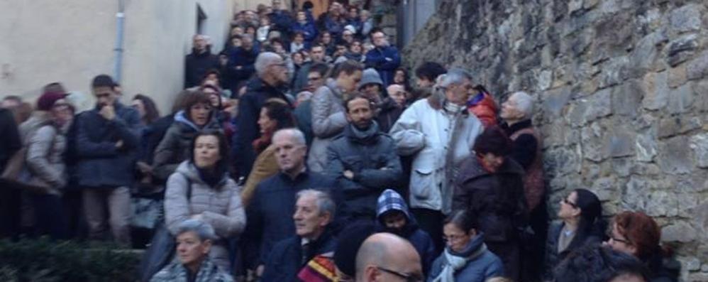 Alla scoperta della storia di Bergamo Pienone in Vicolo Aquila Nera