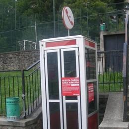 «La vecchia cabina non si tocca» Moio  sfida di nuovo la Telecom