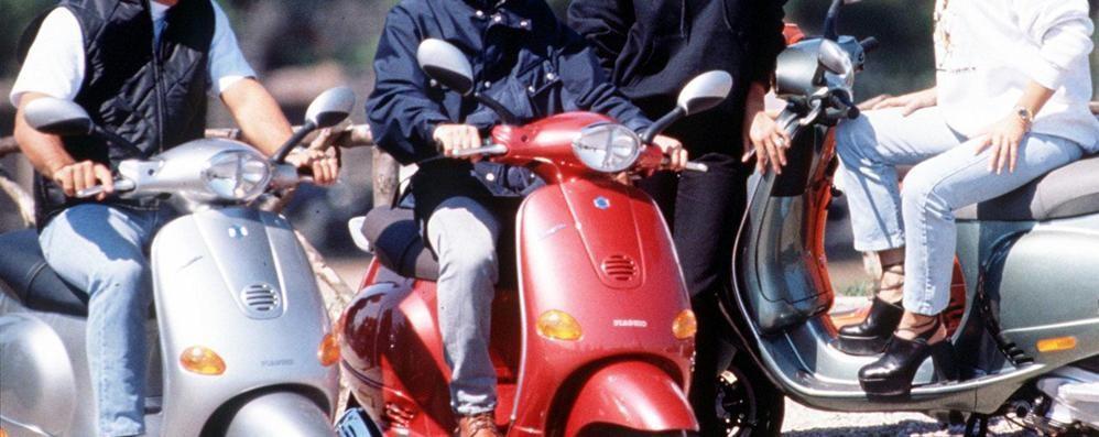 Musica alta e motorini truccati a Treviolo Allarme giovani: «Sono allo sbando»