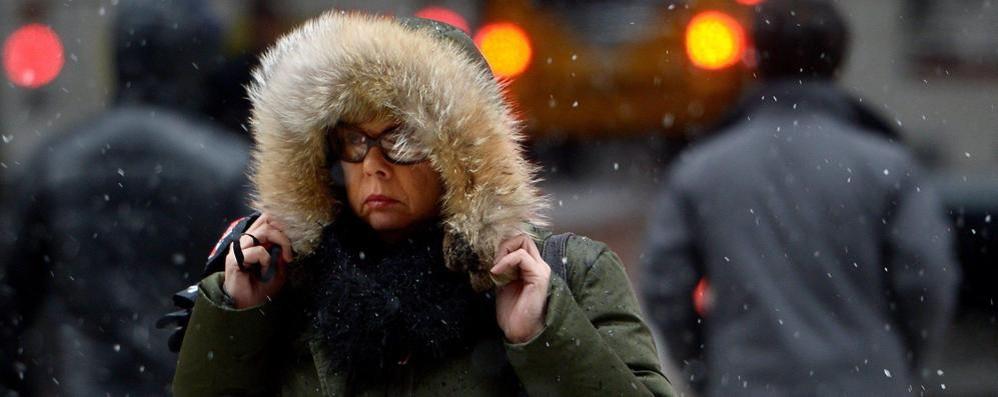 Avvio di settimana un po' freddo Da giovedì l'inverno cambia passo