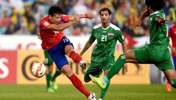 Coppa Asia: semifinale,Sudcorea-Iraq 2-0