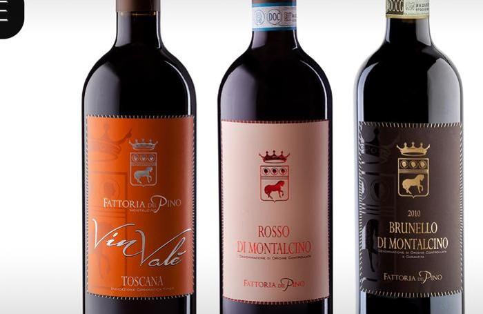 I vini della Fattoria del Pino
