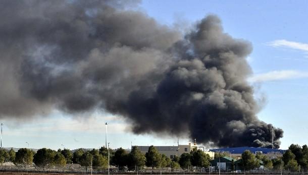 Spagna: F-16 cade su base Nato, 10 morti