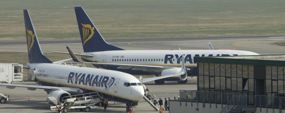 Ryanair-Orio, accordo di crescita 10 milioni di passeggeri entro il 2020