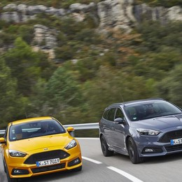 Nuova Ford Focus ST Grinta anche col diesel