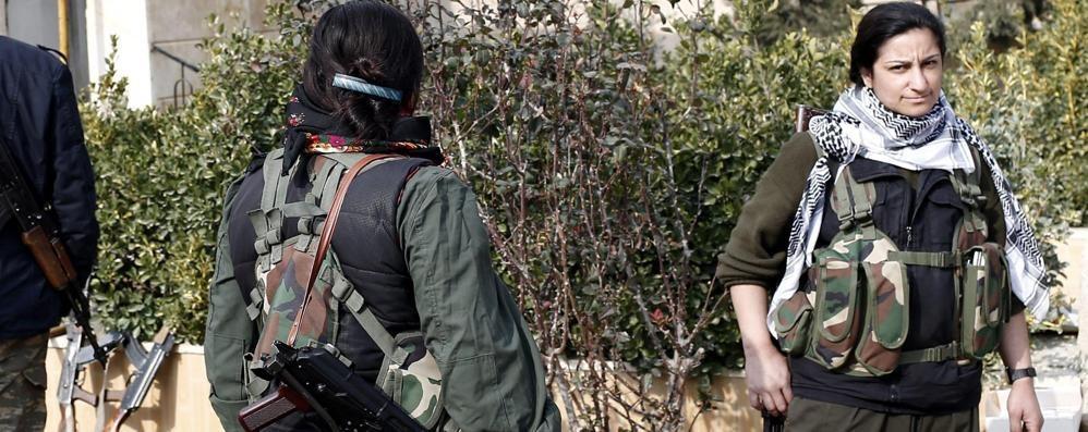 A Kobane non si passa