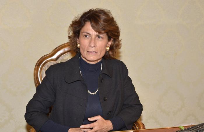 Il prefetto, Francesca Ferrandino