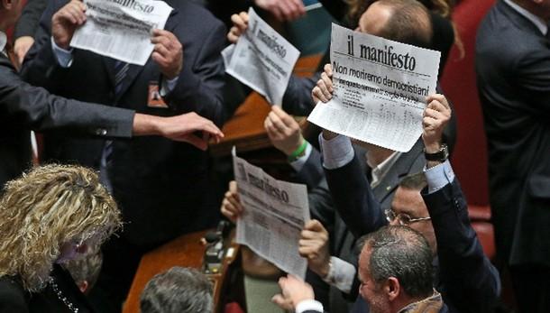 Cartelli Lega,non moriremo democristiani