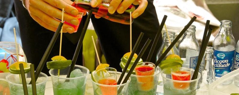 Cocktail, che passione Al via un corso di Ascom