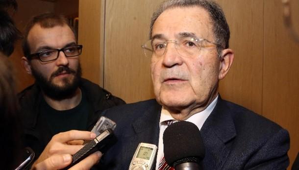 Colle:Prodi,non sono strumento divisione