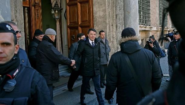Crisi:Renzi,segnali ripresa interessanti