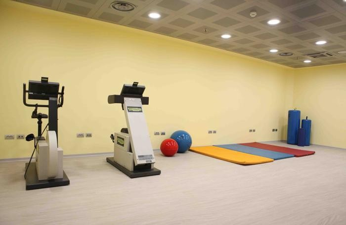 I locali e le apparecchiature di Corpore Sano – Smart Clinic