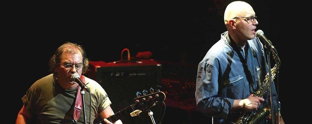 «Officine Schwartz», sabato ultimo live E venerdì, Diaframma al Druso Circus