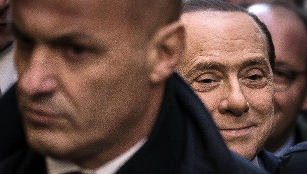 Quirinale: Berlusconi,mattinata incontri