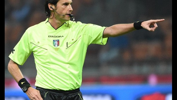 Serie A: Udinese-Juventus a Gervasoni