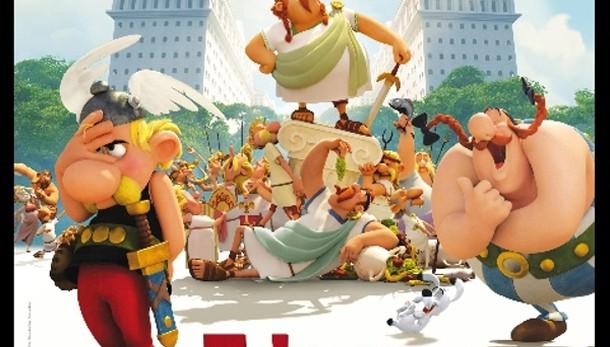 Asterix contro i romani e i loro Dei