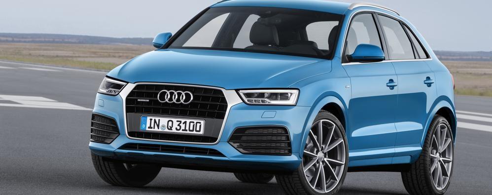 Audi Q3 e RS Q3:  altro salto di qualità