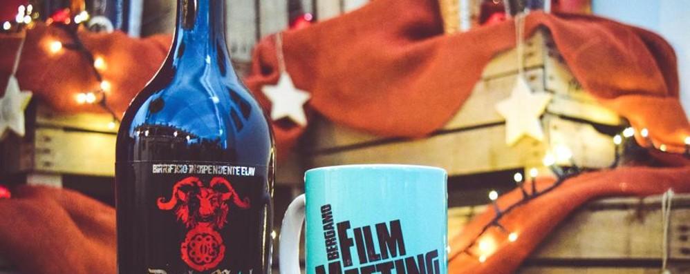 Birra brulé per sostenere Bergamo Film Meeting