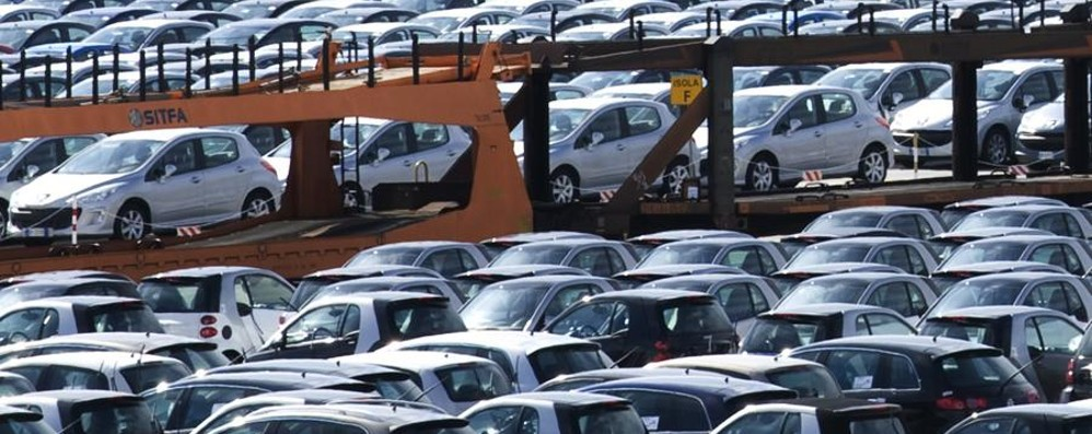 Il mercato dell'auto torna a sgommare Nel 2014 Bergamo ha venduto il 4% in più