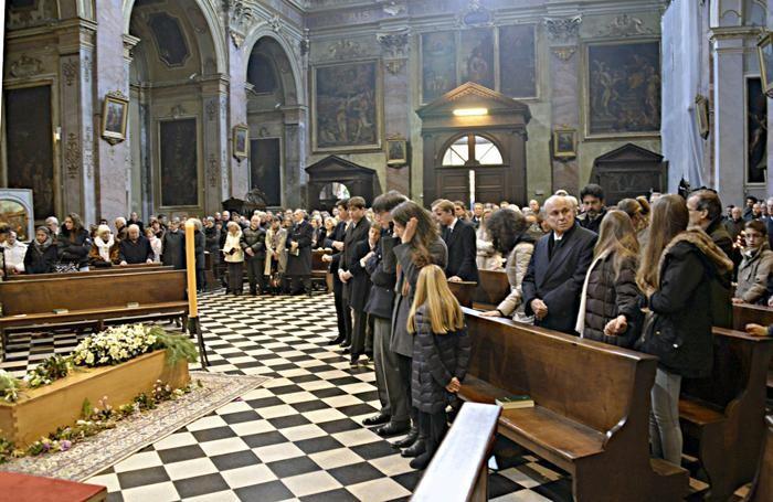 I funerali di Franca Natta