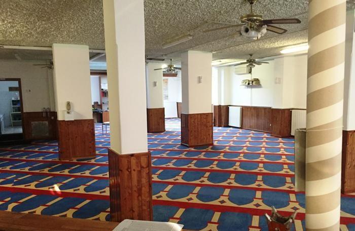La moschea a Treviglio