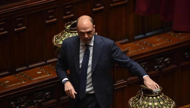 Alfano, sì Mattarella ma Renzi sbagliato