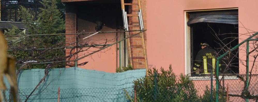 Castel Cerreto, incendio in abitazione  Una 90enne ustionata grave in ospedale