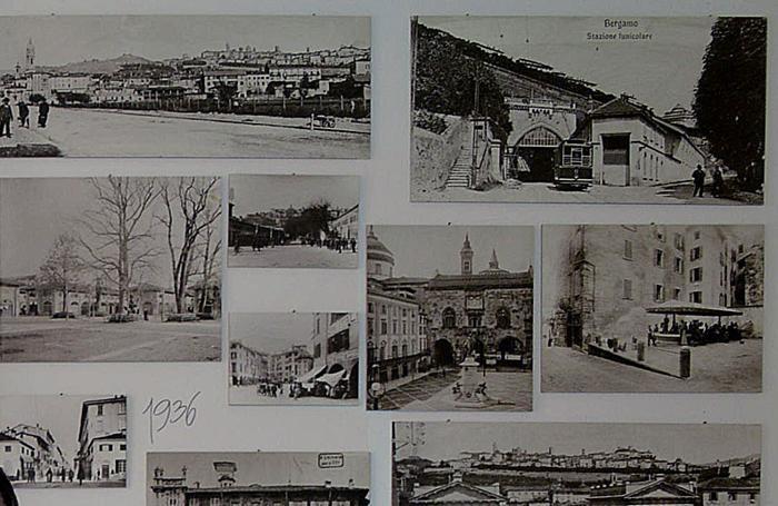 Alcune foto storiche esposte