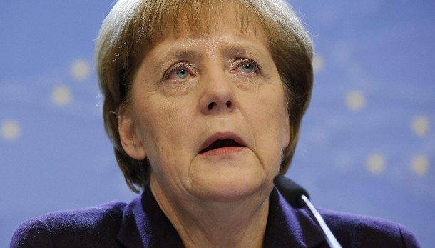 Merkel,no a nuovo taglio debito Grecia