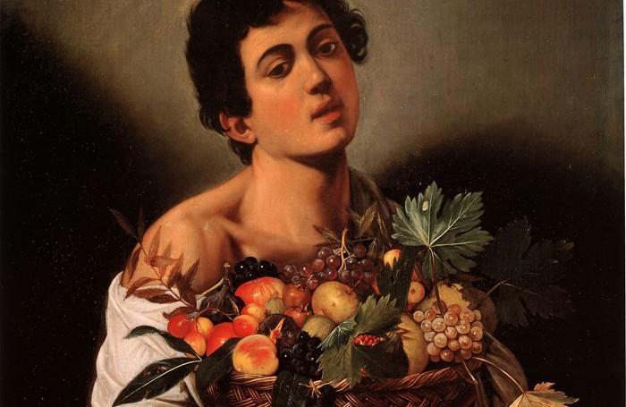 Ragazzo con canestro di frutta: un'altra opera famosa del Caravaggio ( Roma, Galleria Borghese)