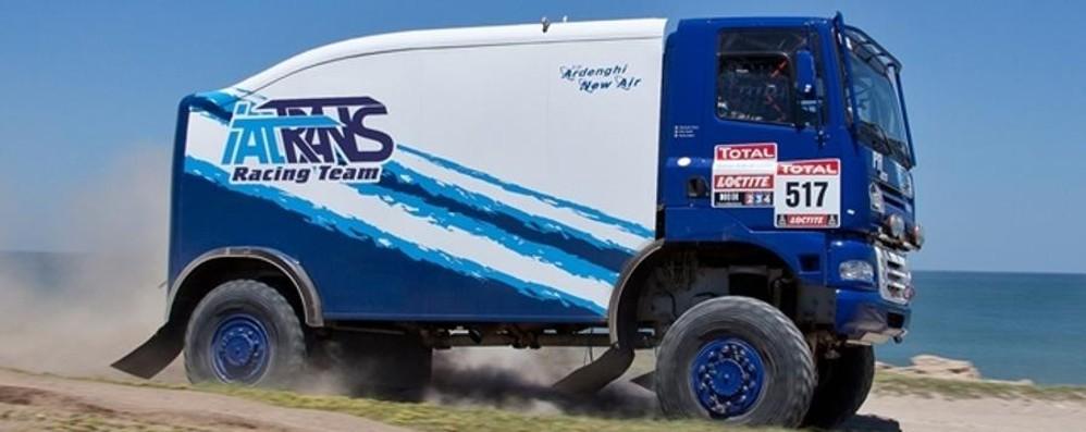 Dakar, Bergamo senza Panda Si viaggerà soltanto in camion