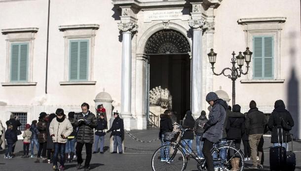 Quirinale: Renzi, no a figuracce 2103