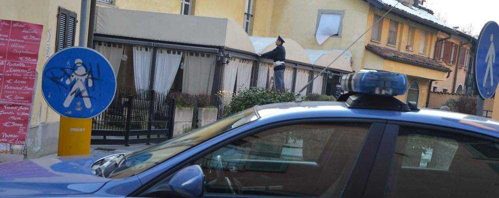 Colpito da un proiettile mentre festeggia Bossolo dentro un ristorante di Treviglio