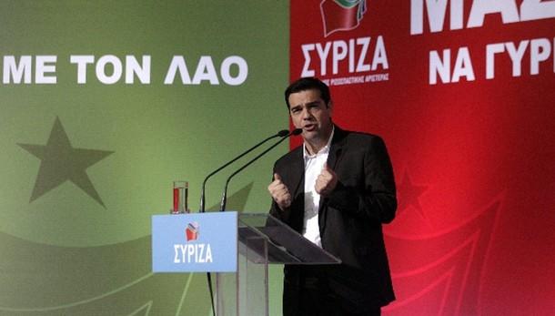 Grecia: Syriza ancora al primo posto