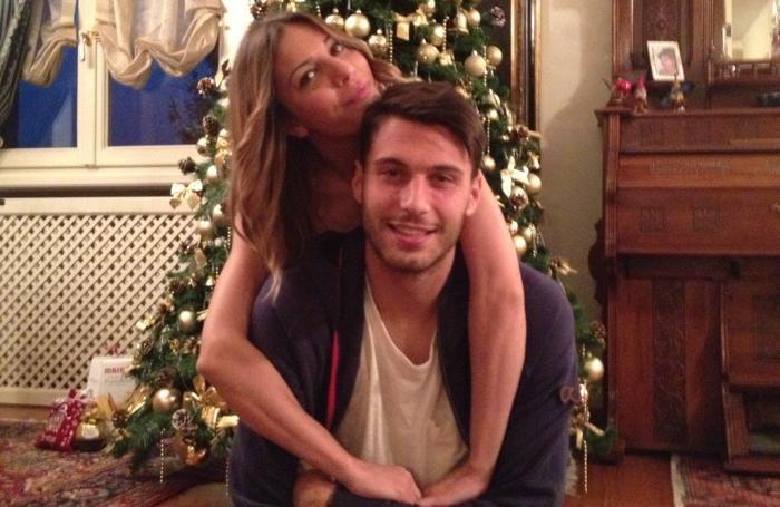 Sara Abbiati con Marco Sportiello