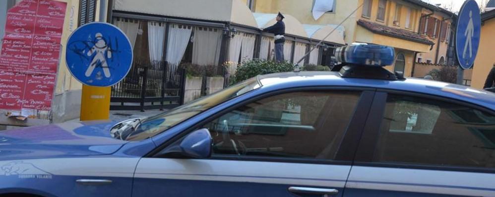 Pallottola vagante a Treviglio L'esame alla Scientifica di Roma