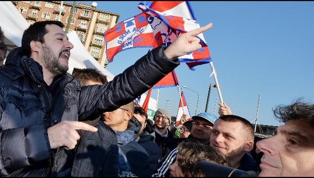 Salvini,euro? Solo morte è irreversibile