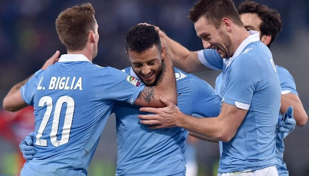 Serie A: Lazio-Sampdoria 3-0