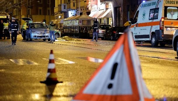 Sicurezza stradale:in 2014 -6% incidenti