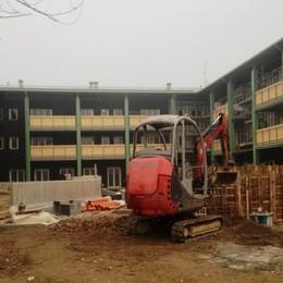 Nuova Casa del Sole, ormai ci siamo: venti alloggi per i malati di leucemia