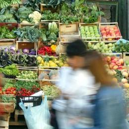Anche a Bergamo arriva la deflazione Tasso tendenziale giù dello 0,2 sul 2013